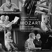 VAN »Ich glaube daran – aber es gefällt mir nicht!« Ferenc Rados und Kirill Gerstein spielen Mozart, von Steven Isserlis