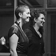 Eve Risser & Kaja Draksler im Konzert 2020
