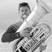 """""""Melos mit Tiefgang"""" Der norwegische Tubist und Basstrompeter Daniel Herskedal von Thomas Loewner"""