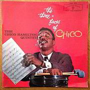"""Milestones: Chico Hamilton Quintet: """"The Three Faces of Chico"""" (1959)"""