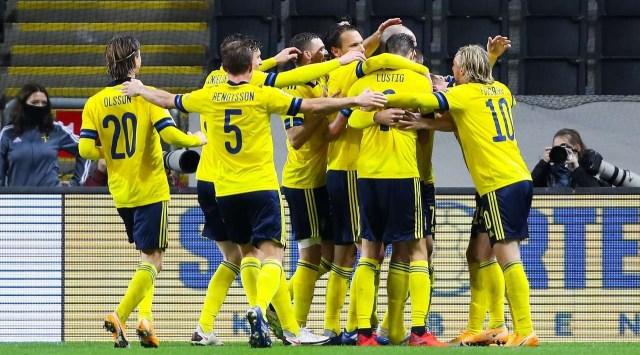 Suecia salva el honor en la UEFA Nations League ganando 2-1 a Croacia