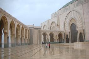 Moscheea Hassan al II-lea, Casablanca, Maroc