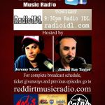 Red Dirt Music Radio with your host's Jeremy Scott and Jimmy Ray Taylor