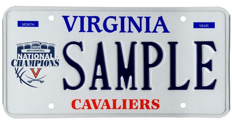 special uva plates available