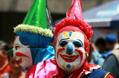 scary clowns 94 7