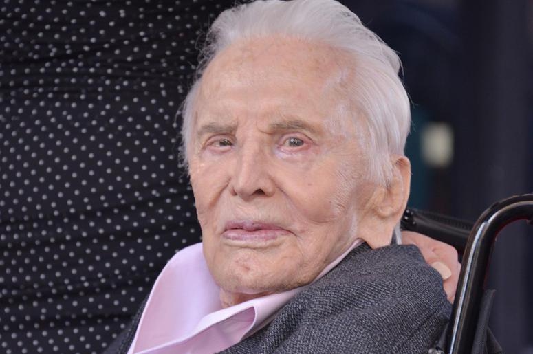 Watch Kirk Douglas Turns 102 Y98