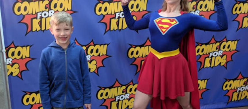 Comic Con for Kids debuts this weekend IMG 20190428 101936
