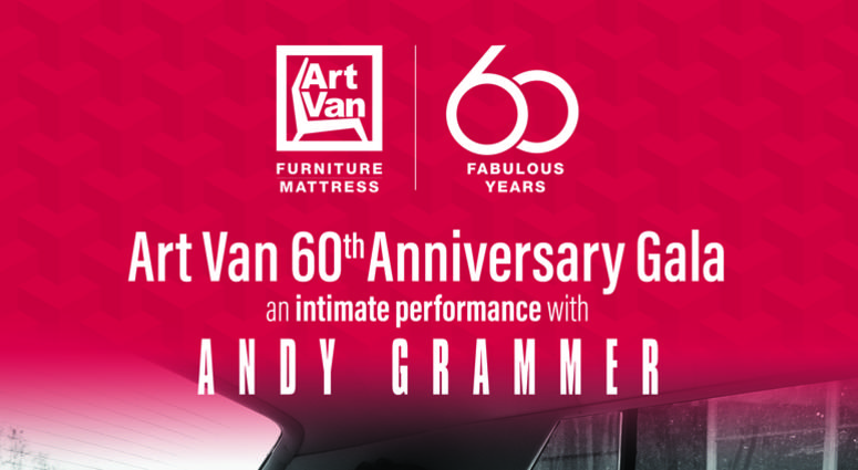 Art Vans BIG 60th Anniversary Bash With Andy Grammer 97