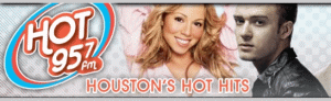 Hot Hits 95.7 KHJZ Houston Smooth Jazz The Wave Hot 95.7