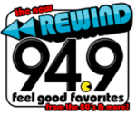 94.9 Rewind WYGY The Wolf 97.3 WSWD The Sound