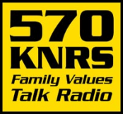 570 KNRS 105.7 La Presciosa KTMY Bob Lonsberry Glenn Beck Rush Limbaugh Freedom Utah