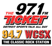 Jay Towers Deminsky & Doyle 97.1 The Ticket WXYT 94.7 WCSX 106.7 The Beat WDTW Channel 95.5 WKQI AmpRadio Amp 98.7 WVMV