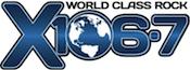 X106.7  X 106.7 The Road San Antonio FM Talk KPWT
