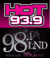 Hot 93.9 Jamz KIKI My98 My 98.1 Chattanooga WLND Star 107.3 Jake KRSR Corpus Christi Big 100.3 WBIG Washington Jon Ballard 104.7 KQIE 99.7 WCYK 1160 WOBM