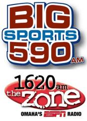 Big Sports 590 ESPN Radio 1620 The Zone KXSP KOZN Omaha Schick Nick Jim Rome Unsportsmanlike Conduct