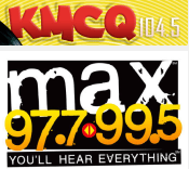 First Broadcasting 104.5 KMCQ Seattle Mega 97.7 WOXY 99.5 WAOL Cincinnati