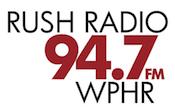 Rush Radio 94.7 WPHR Gifford Vero Beach St. Lucie Star WSYR-FM