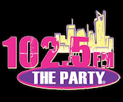 102.5 The Party WPRT Venus V102.5 Nashville Cromwell Allie B