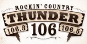 Thunder 106 106.3 WKMK Translator New York Press Communications W239BU Clear Channel CD Apple