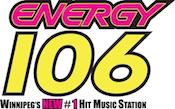 Energy 106 106.1 CFJL Winnipeg Hot 103 CKMM Evanov Radio