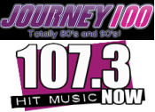 i100 i 100 100.7 WJLQ Pensacola Fort Walton Mobile Cumulus Journey Journey100 107.3 Groove Hit Music Now