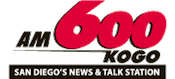 600 KOGO Chip Franklin Roger Hedgecock LaDona Harvey New Country 95.7 KUSS Bryan Suits