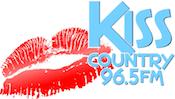 Kiss Country 96.5 95.7 KKSY WMT WMT-FM Cedar Rapids KHAK