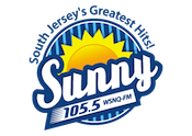 Sunny 105.5 105 WSNQ Cape May Atlantic City South Jersey Easy 93.1 WEZW Kiss 99.3 WZBZ WGBZ