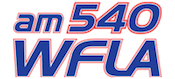 540 WFLA WFLF Pine Hills Orlando 104.5 Tampa 94.5 95.3 Tampa St. Petersburg Clear Channel