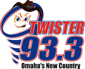 Twister 93.3 The Wolf KTWI Bennington Omaha Clear Channel Matt Ben Classic Country