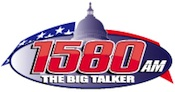 1580 Big Talker WNEW WHFS Washington 1500 WFED Governement Federal News