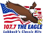 107.7 The Eagle KLBB KLBB-FM Lubbock Kool 98 KKCL Ramar Classic Hits