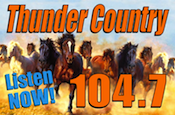 Thunder Country 104.7 WLNQ 92.9 WNPC 92.3 Morristown Newport White Pine