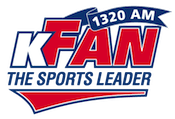 1320 KFAN KFNZ Salt Lake City 1230 KJQS Yahoo Sports Radio Red Blue 1280 Zone KZNS