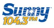 Sunny 104.3 WEAT WEAT-FM West Palm Beach Miramar Miami WORZ 93.5 WKEY 93.7 Key West