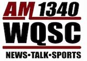 1340 WQSC Charleston Rocky D RockyD 950 WJKB ESPN 910 WTMZ 98.9 Fun FunFM