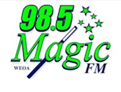 Magic 98.5 WEOA 1400 The Pump Evansville Tom Joyner