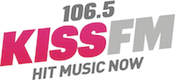 106.5 Kiss-FM KissFM Huntsville WZYP 1230 WBHP 800 WHOS Decatur W293AH Hit Music Now