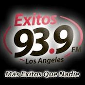Exitos 93.9 KXOS Los Angeles Toño Esquinca Alfa 91.3 Grupo Radio Central Holly