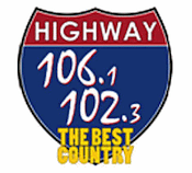 Highway 106.1 WMMY Mix 102.3 WECR Boone Jefferson City Blue Ridge