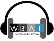99.5 WBAI Staff Layoffs Shutdown New York Emergency Fundraiser Empire State Building