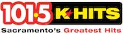 101.5 K-Hits 92.1 KHits KCCL KMJE Woodlands Sacramento Results Radio Rico Garcia Joey Mitchell Susan Wright