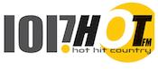 101.7 Hot FM Country HotFM Bob BobFM KBYB Hope Texarkana