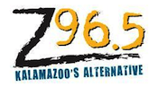 News Talk 590 96.5 WKZO WKZO-FM Kalamazoo Portage Alternative Z96.5 WZXO