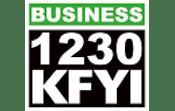Business 1230 KFYI KOY Danny Davis Clear Channel Bloomberg