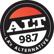 Alt 98.7 FM KYSR Los Angeles Kennedy Kade Darren Rose