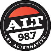 Alt 98.7 FM KYSR Los Angeles Kennedy Kade Darren Rose
