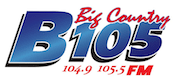 Big Country B105 Z104.9 104.9 WZFC 105.5 The Bone Winchester Berryville Strasburg