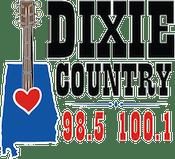 Dixie Country Win 98.5 WINL Demopolis Fuzion 100 100.1 WDXX Selma Montgomery