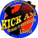Kick 1700 Tejano Funny KKLF Richardson Dallas Claro Communications Gerald Benavides